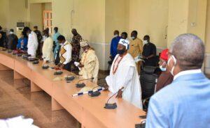 774,000 Jobs – Ekiti State Inaugurate a 20-man Selection Committee